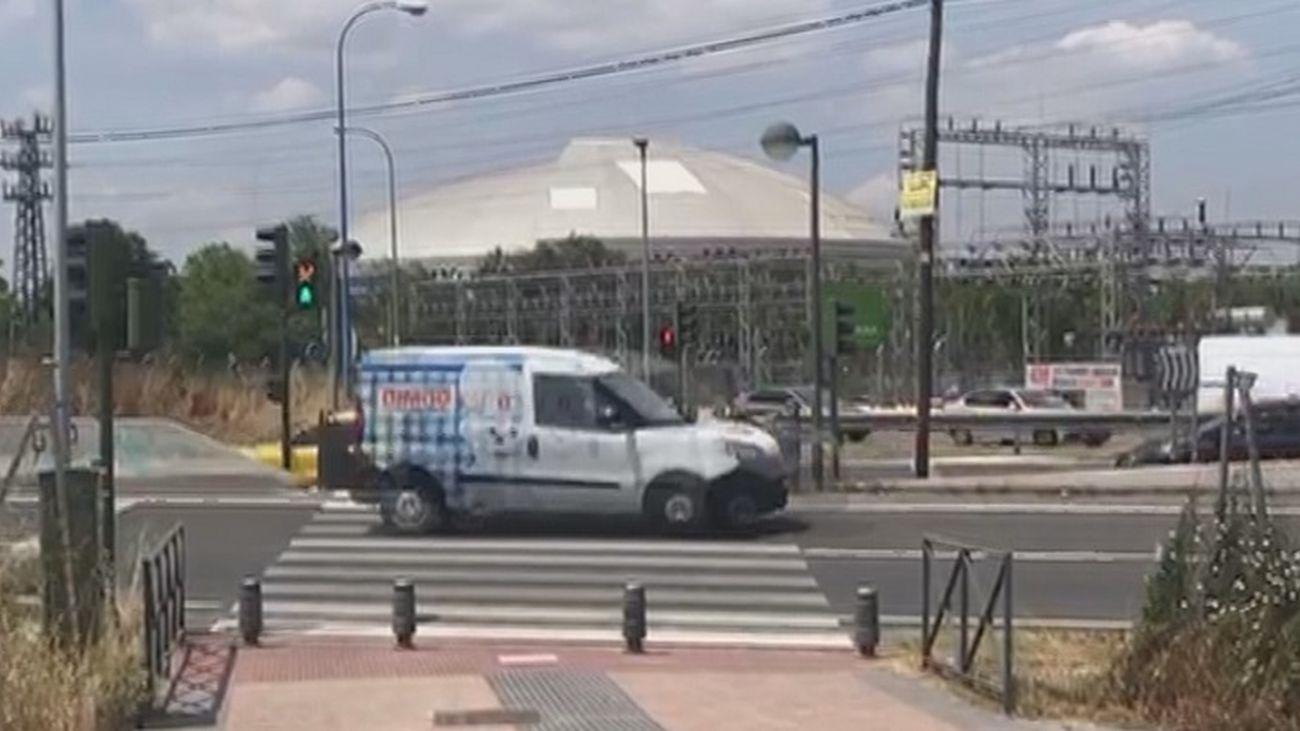 El semáforo de la discordia en Leganés