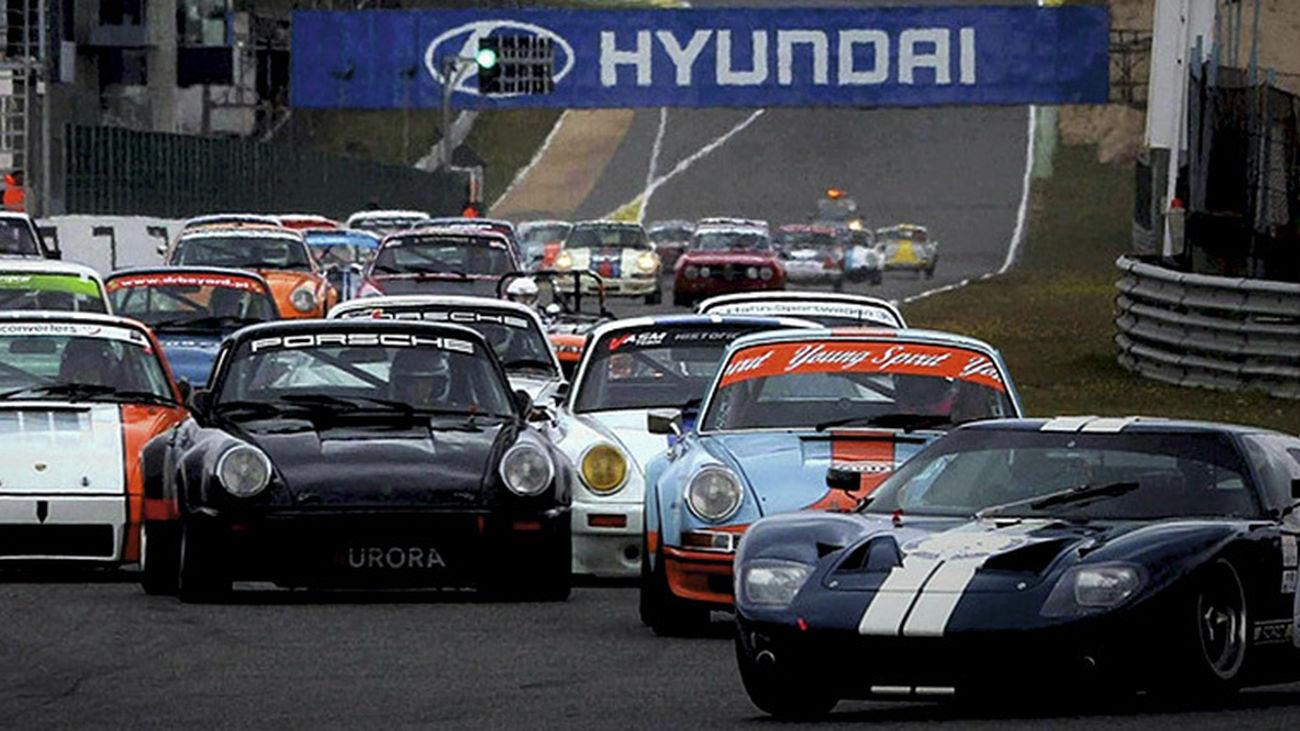 El Jarama Classic Races aglutina este fin de semana a algunos de los mejores coches de las últimas décadas