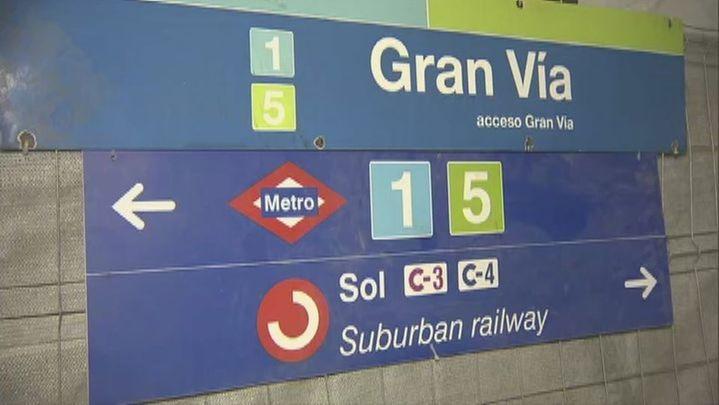 La estación de Metro de Gran Vía ya tiene, por fin, fecha de apertura definitiva