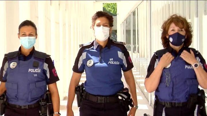 Se cumplen 50 años de la entrada de la mujer en la Policía Municipal