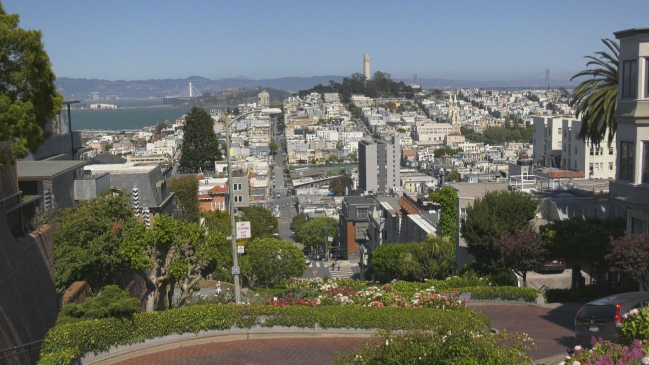 Madrileños por el mundo: San Francisco