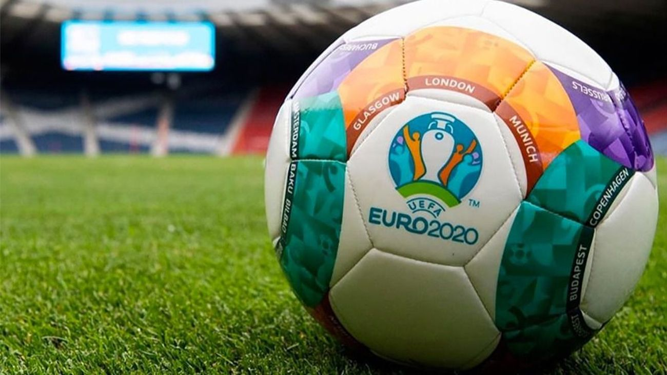 Balón de la Eurocopa 2020