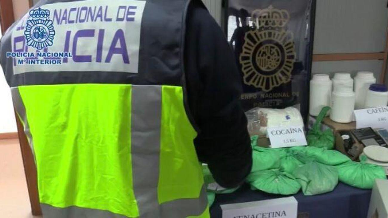 Desarticulado un grupo que distribuía cocaína en vehículos caleteados en Alcobendas y San Sebastián de los Reyes