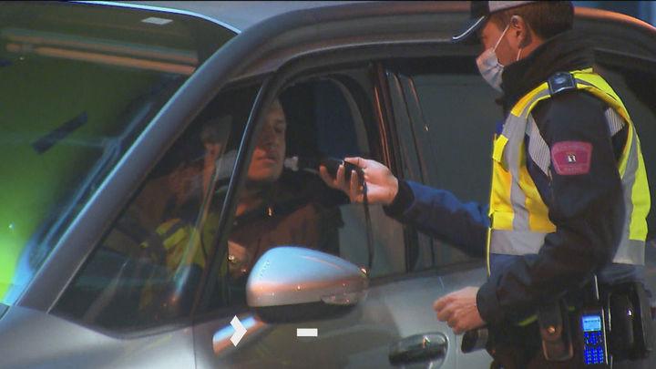 Preocupación en Madrid por el aumento de personas bebidas al volante