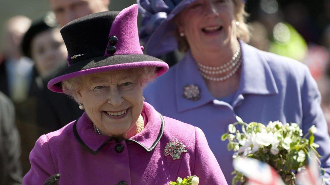 Isabel II: 70 años de reinado y 14 presidentes de EEUU la contemplan