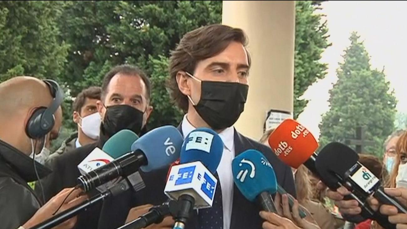 """El PP asegura que """"no hay remodelación que valga porque el problema es Sánchez"""""""