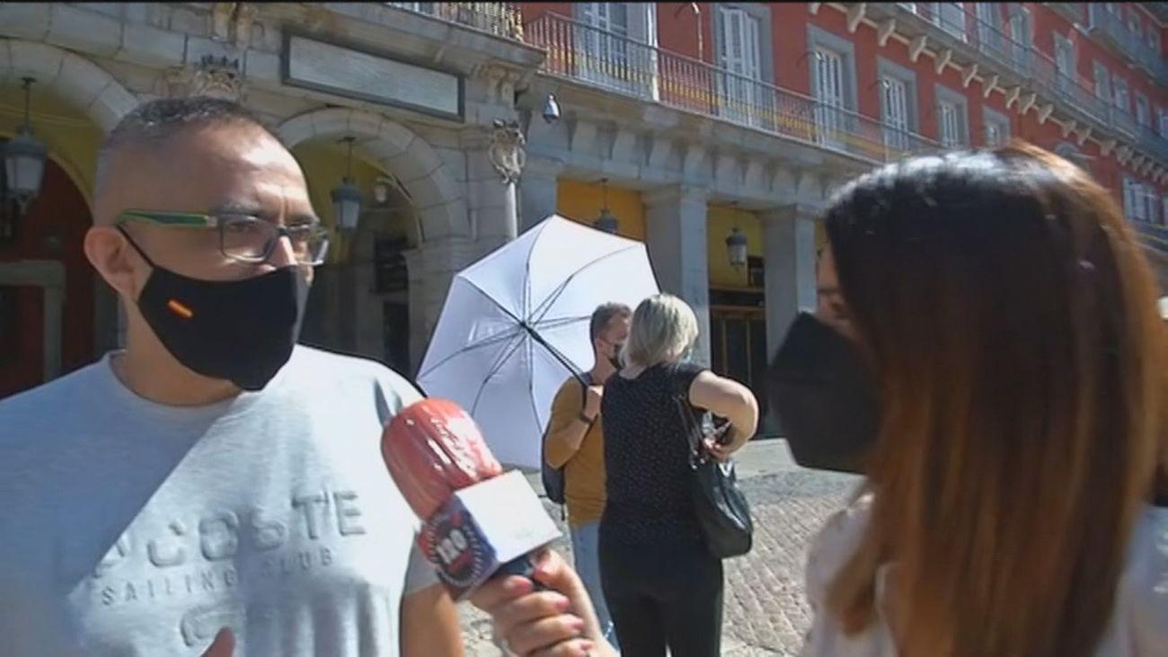 Los guías de Madrid ya notan la subida de turistas tras el estado de alarma
