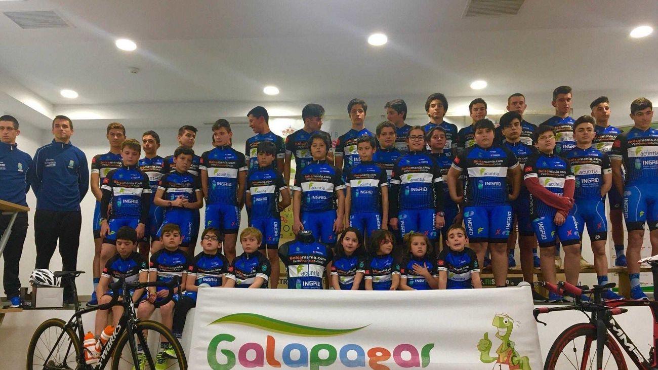 Celebramos el Día de la Bicicleta con el CC Galapagar