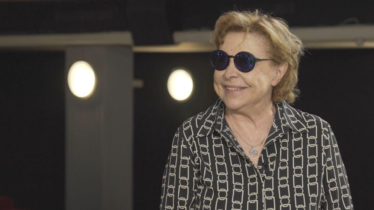 """Entrevista a María Luisa Merlo: """"Bailo reggaetón porque es divino"""""""