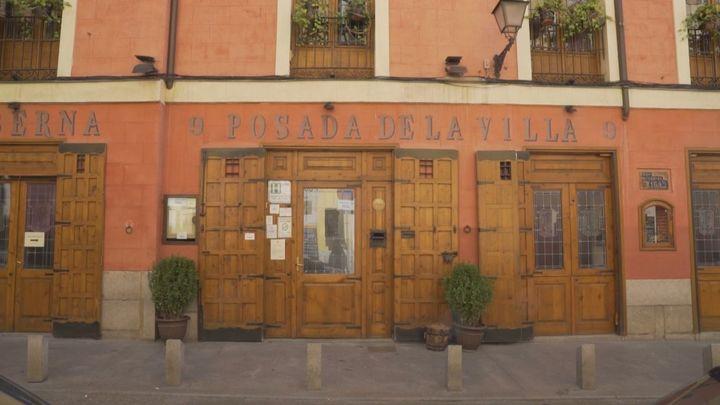 La Posada de la Villa, un restaurante con mucha historia