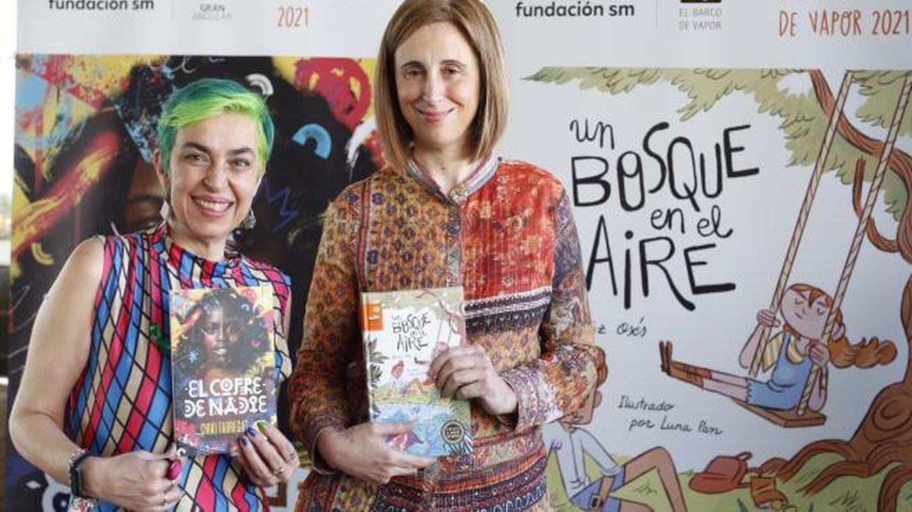 Hablamos de literatura infantil y juvenil con Beatriz Osés y Chiki Fabregat, Premios SM 2021