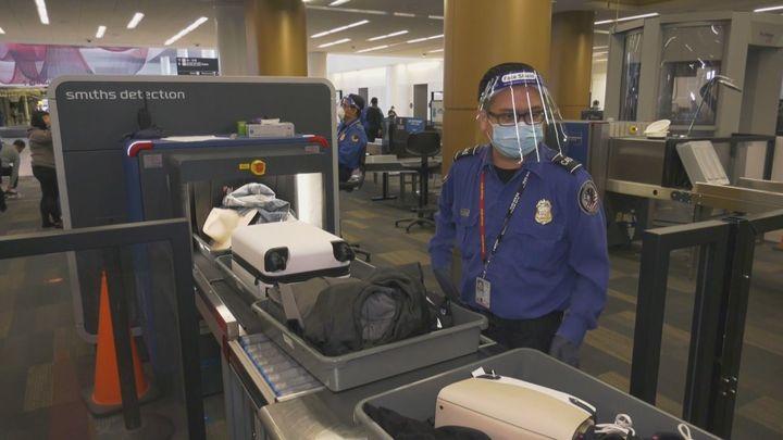 Nos introducimos en el control del aeropuerto de San Francisco