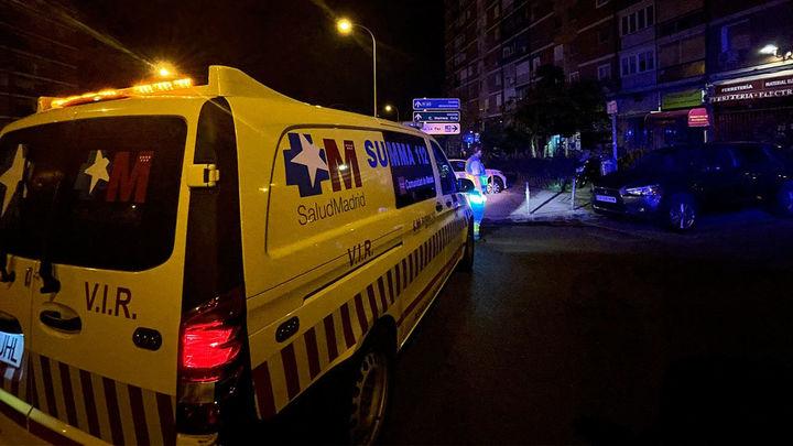 Detenido un joven que acuchilló a sus padres en el barrio del Pilar
