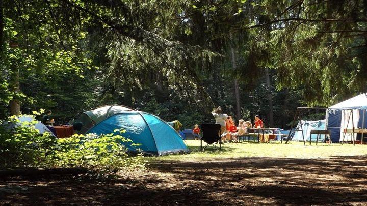 Los campings están siendo muy demandados