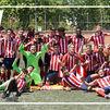 El Atlético de Madrid juvenil, campeón de liga