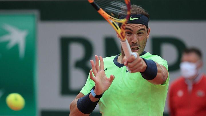 Vendaval Nadal ante Sinner para meterse en cuartos de final de Roland Garros