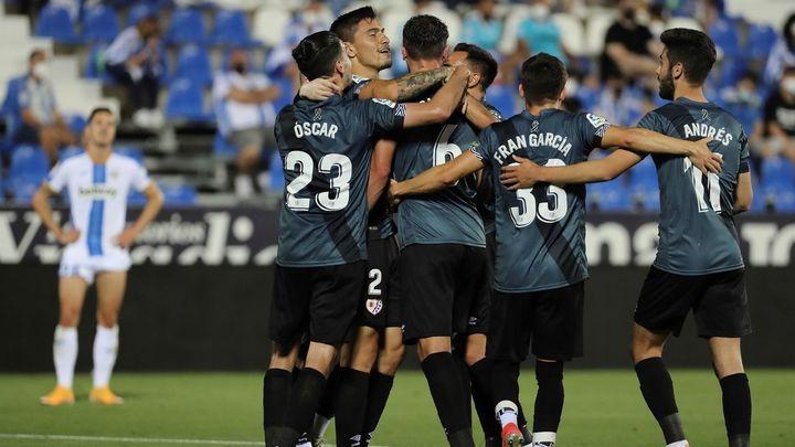 1-2. El Rayo Vallecano derrota al Leganés y se cita con el Girona en la final por el ascenso