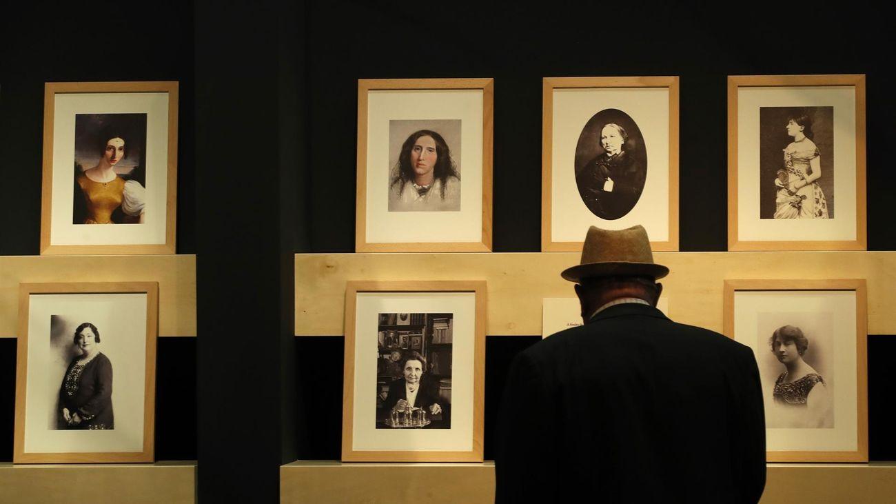 Exposición 'Emilia Pardo Bazán. El reto de la modernidad'