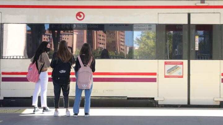 Mañana de miércoles complicada en Cercanías Madrid