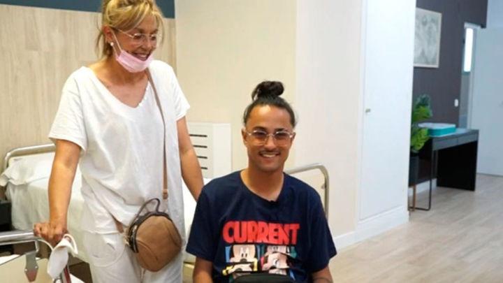 La Milagrosa de Madrid devuelve parte de la funcionalidad de las manos de un joven con tetraplejia