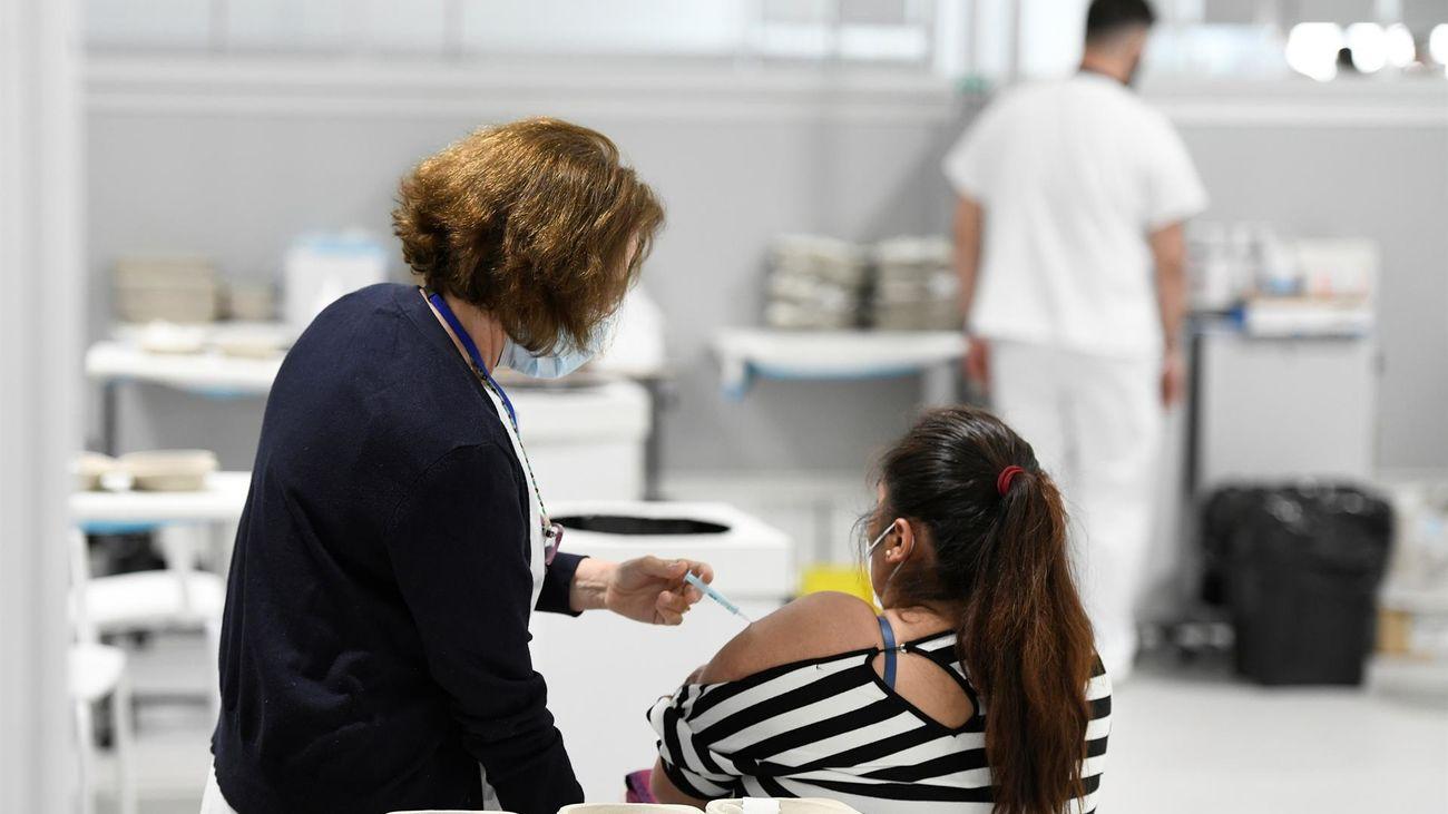 Error en Madrid en la cita para vacunarse para mayores de 60