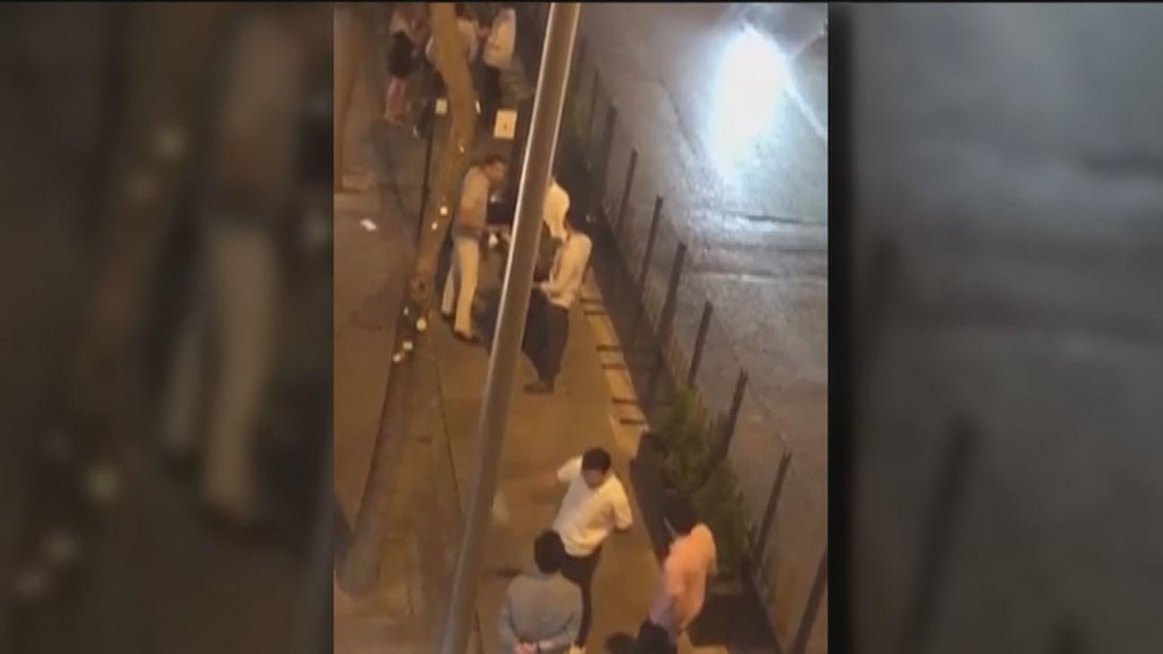 ¿Se está respetando el horario de cierre de las 'terrazas covid' en Chamberí?