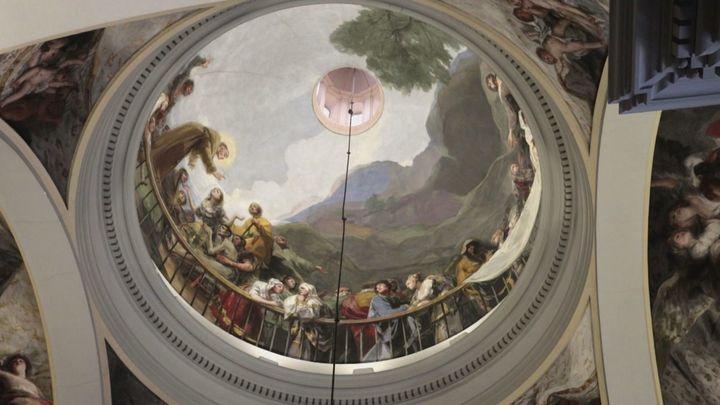 El arte de Goya junto al Manzanares