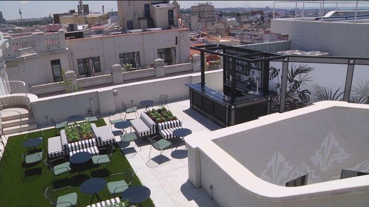 Así es el nuevo hotel de Cristiano Ronaldo en Gran Vía