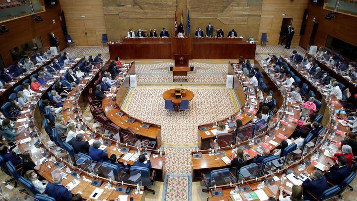 Especial - Constitución de la Asamblea de Madrid 08.06.2021