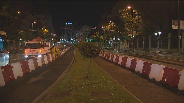 Arrancan las obras que convertirán la calle Alcalá en un nuevo bulevar