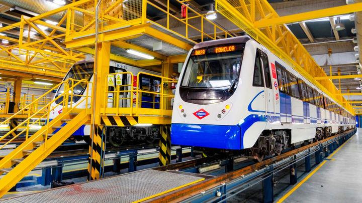 Paros parciales de 4 horas en Metro de Madrid el lunes 14 de junio