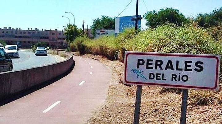 Vecinos de Perales del Río se oponen a la reapertura de una carretera con velocidad limitada a 20Km/h