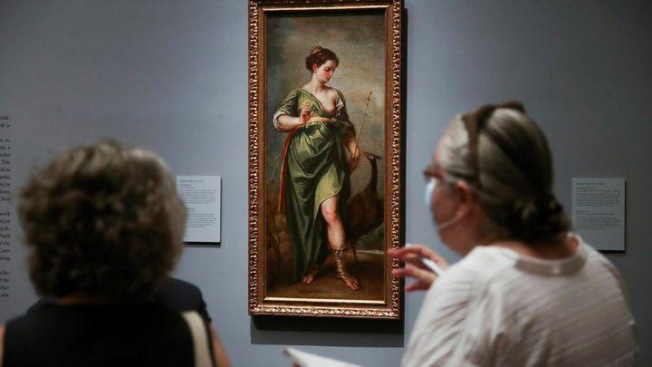 El Prado adquiere 'La diosa Juno', de Alonso Cano, una rara obra mitológica