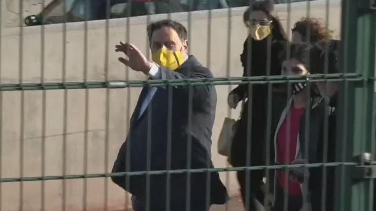 """El Gobierno aplaude el gesto de Junqueras, defiende los indultos y dice que """"toca pasar página"""""""