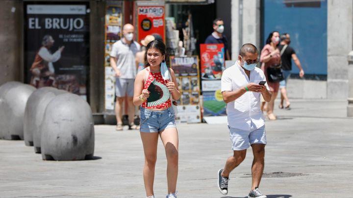 El calor veraniego llega esta semana a Madrid