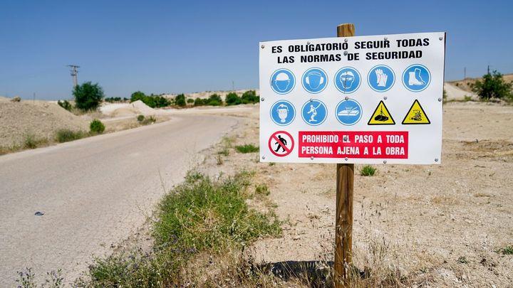 La muerte de un joven no frena a otros menores a bañarse en las lagunas de Ambroz