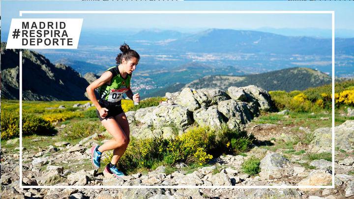 El kilómetro vertical de La Barranca consagra a los nuevos campeones de Madrid