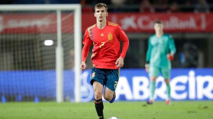 Diego Llorente, segundo positivo por covid de la Selección española