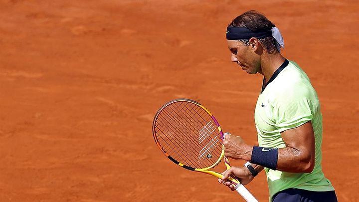 Nadal derrota a Schwartzman y ya está en semifinales de Roland Garros