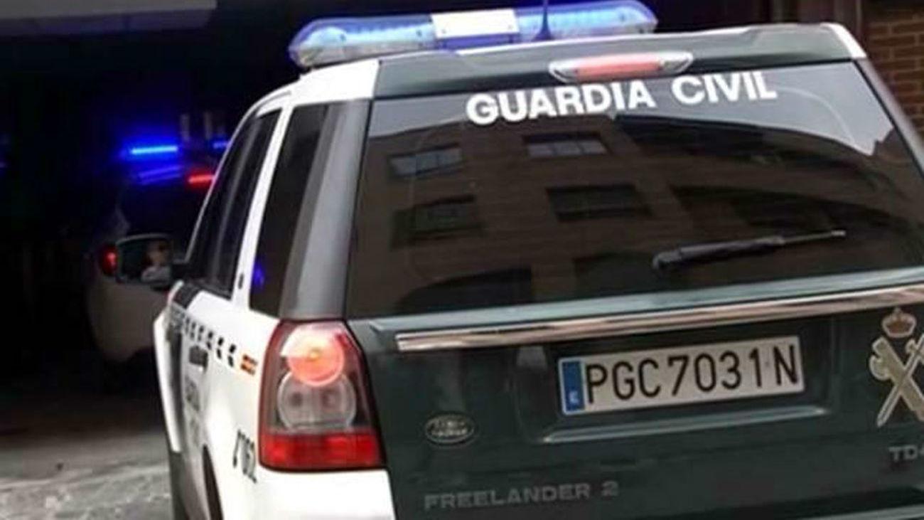 La Guardia Civil desarticula un grupo criminal especializado en robos con alunizaje y maza
