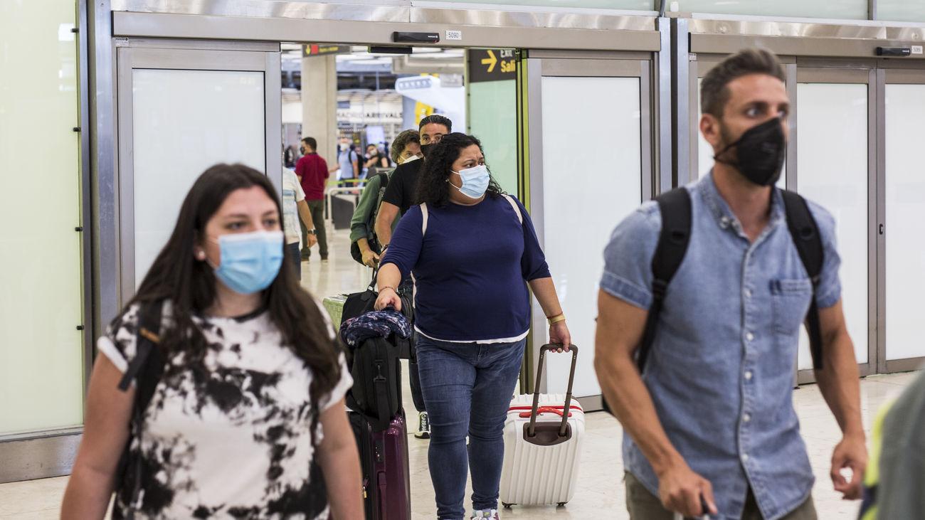 El BOE publica la ampliación de la cuarentena para viajeros procedentes de la India