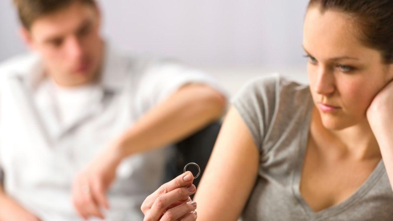 Madrid es la tercera comunidad con menos divorcios y separaciones en 2021
