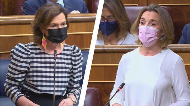 Trifulca en el Congreso por los indultos a los independentistas catalanes