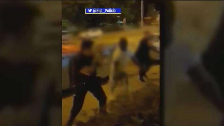 """El SUP pide """"más protección"""" y denuncia incremento de agresiones a policías"""