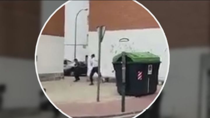 Agreden a dos agentes que intentaban disolver una pelea en Collado Villalba