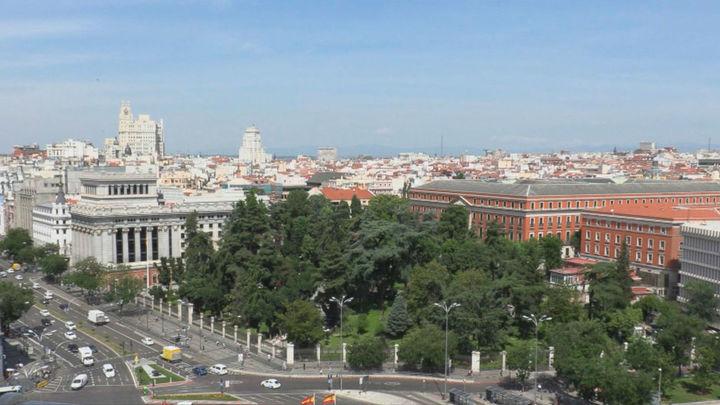 Mirador del Palacio de Cibeles, la terraza con las mejores vistas de Madrid