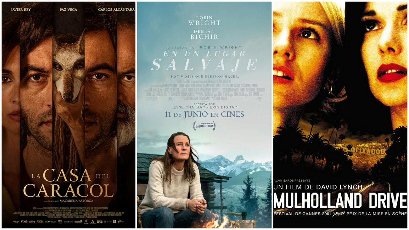 Estrenos de cine... contados de otra manera: Caperucita, David Lynch y algo de terror