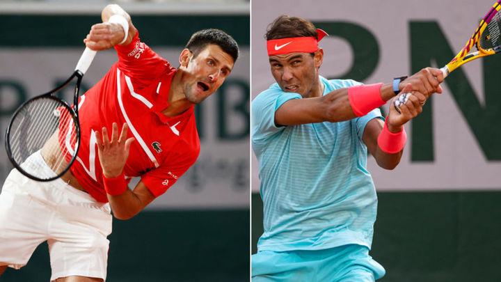 Nadal y Djokovic acuden a su cita prometida en Roland Garros