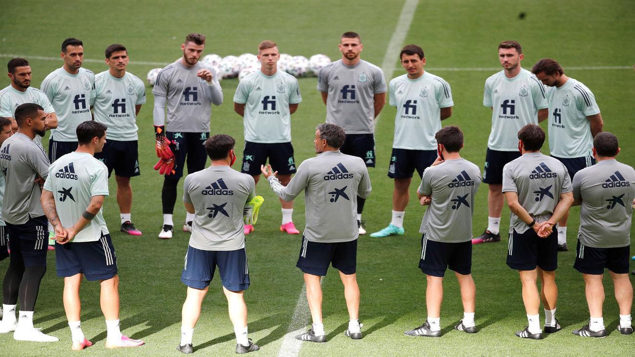 La Selección española se vacunará a la carta, unos con Pfizer y otros con Janssen
