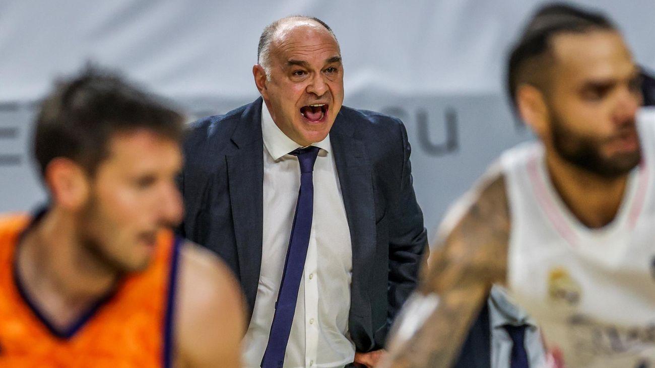 80-77. El Real Madrid, a la final de la ACB tras tumbar al Valencia